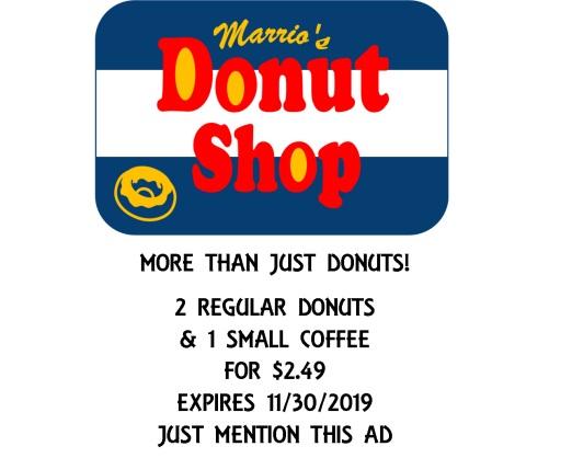 Marrio's Ad